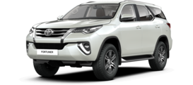 Toyota Fortuner 2.8d AT6 (177 л.с.) 4WD Элеганс